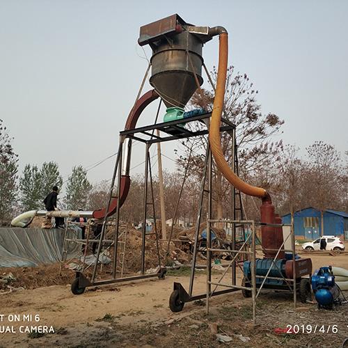 粉煤灰气li输送设备 粉煤灰输送神器